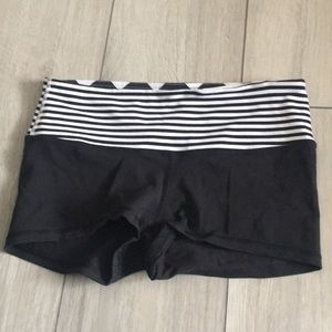 Reversible lulu shorts
